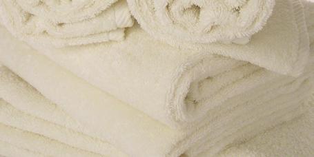 Produktion af håndklæder