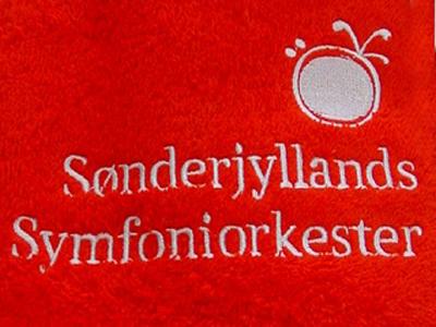 Håndklæder-med-logo-broderi-uniquemade