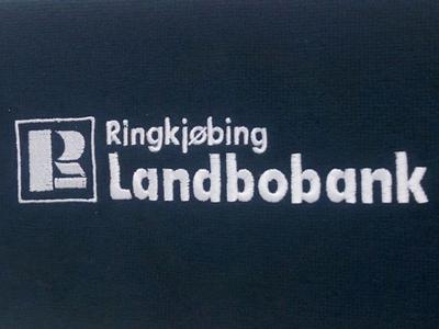Golf-håndklæder-med-landbobank-logo-uniquemade