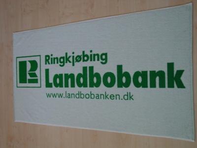 Håndklæde-med-landbobank-garnfarvet-jaquard