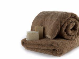 Firmagaver med logo - Luksus håndklæder i høj kvalitet med dit logo