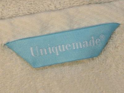 Håndklæder med firmalogo i stroppen