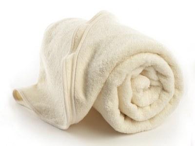Rundt håndklæde, specialmål