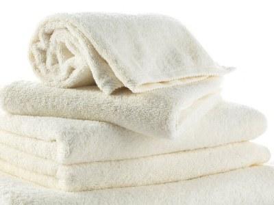 Frotté gæstehåndklæder i luksuskvalitet