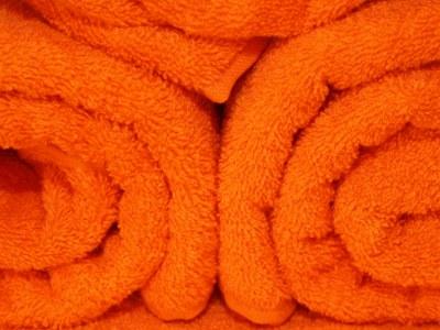Luksus håndklæder i almindelig størrelse 50 x 100 cm