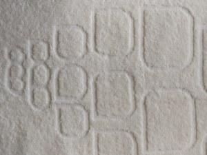 Håndklæder med præget logo